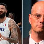 NBA – Trop chaud, Vincent Poirier en remet une couche sur Jean-Michel Blanquer !