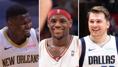 NBA – Zion, LeBron, Luka… : comment les stars ont dépensé leur 1er chèque !