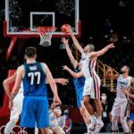 NBA – La réaction géniale de Nicolas Batum à son contre culte !