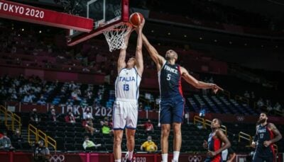 NBA/JO – Batum active le mode Pippen, la France en demi-finale au bout du suspense !