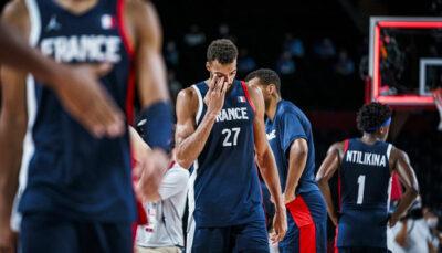 NBA/JO – Rudy Gobert en larmes, les images virales de sa détresse
