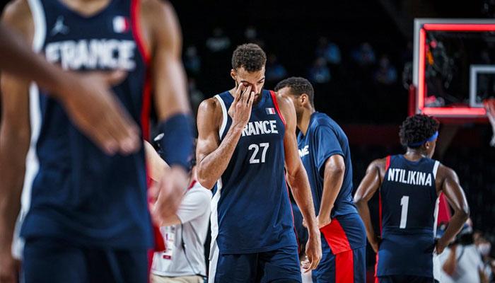Rudy Gobert touché après la défaite des Bleus NBA