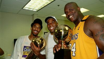 NBA – L'ahurissant Big Three des Lakers, raté à quelques mois près