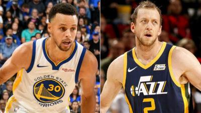 NBA – Le lien ultra-méconnu entre Steph Curry et Joe Ingles