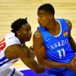 NBA – Théo Maledon brille encore avec un joli coup de chaud à trois points !