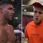 Fight – Jake Paul se chauffe avec Tommy Fury dans les couloirs… puis l'humilie sur ses réseaux !
