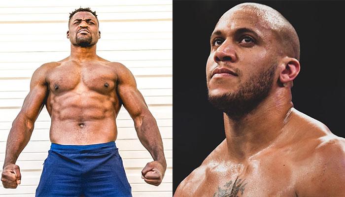 L'énorme révélation de Dana White sur Ngannou contre Ciryl Gane à l'UFC