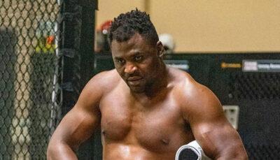 UFC – Francis Ngannou révèle les 2 superstars all-time qu'il rêve d'affronter !