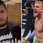 UFC – Jake Paul fait passer un message cash à Khabib Nurmagomedov !