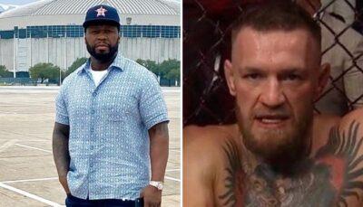 UFC – Comparé à 50 Cent, Conor McGregor s'emporte et tacle le rappeur !