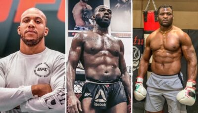 UFC – Francis Ngannou ou Ciryl Gane ? Jon Jones a fait son choix !