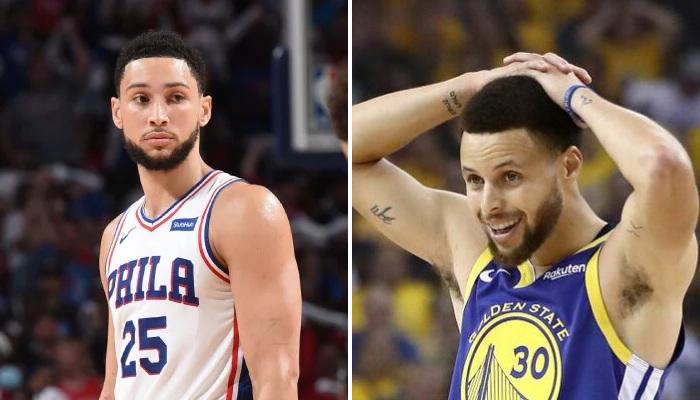 NBA Grosse amende pour GS à cause de Simmons