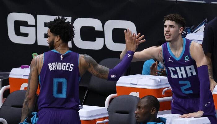 NBA les Hornets sont chauds