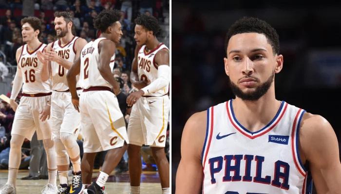 NBA Collin Sexton réagit aux rumeurs sur Ben Simmons