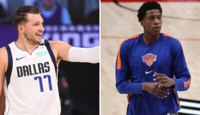 NBA – Frank Ntilikina et Luka Doncic, vieille histoire