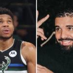 NBA – Drake explique pourquoi il voulait absolument punchliner Giannis