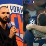 NBA – Evan Fournier réagit à la photo virale du trio Mbappé/Messi/Neymar !