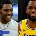 NBA – Interpellé par LeBron, une star NFL lui répond !