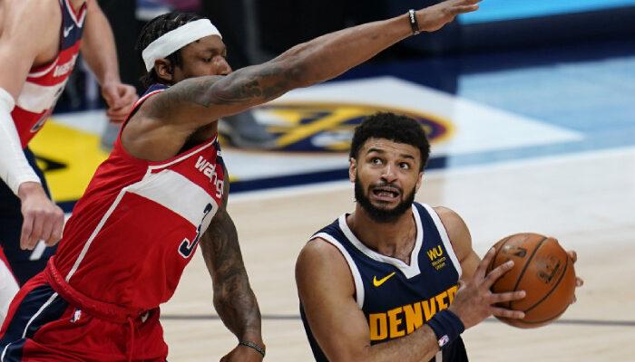 NBA Jaml Murray vs Bradley Beal