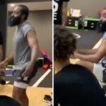 NBA – James Harden craque et incendie des adolescents à l'entrainement