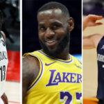 NBA – La stat folle où LeBron bat Luka, Harden et Booker !
