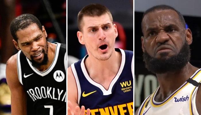 NBA Le message du Joker pour Lakers et Nets
