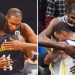 NBA – Kevin Durant prend parti dans le débat viral Kyrie/Curry !