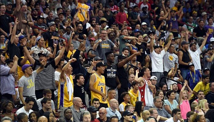 Les fans de LA en furie