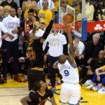 NBA – L'énorme contre de LeBron sur lui en 2016 ? La réponse étrange d'Iggy