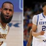 NBA – La stat méconnue à peine croyable d'Anthony Davis à la fac !