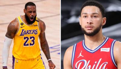 NBA – Le trade fou à 4 équipes dont les Lakers proposé pour Ben Simmons