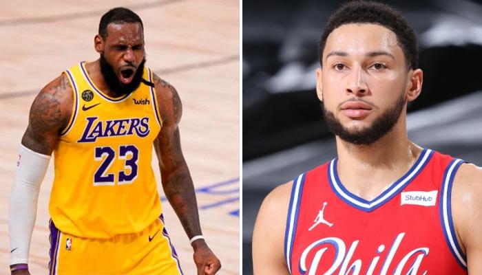 NBA Trade à 4 franchises pour Simmons ?