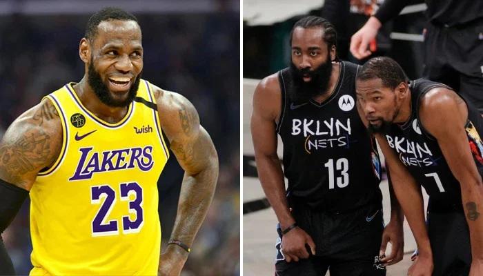 NBA Le facteur X sur une Finale Lakers-Nets serait James Harden