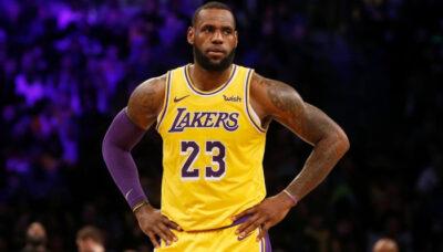 NBA LeBron très actif pendant l'intersaison