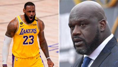 NBA – Shaq lâche le fond de sa pensée sur LeBron et les Lakers