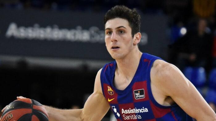 NBA Leandro Bolmaro va jouer à Minnesota