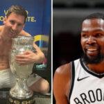 NBA – Le top 10 des sportifs avec la plus grande collection de voitures révélé, KD présent !