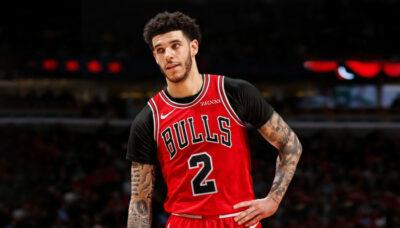 NBA Nouveau look pour Lonzo Ball aux Bulls