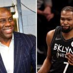 NBA – Après LeBron, Magic s'affiche avec KD… et la joue malin !