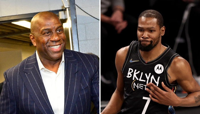 NBA Magic s'affiche avec KD
