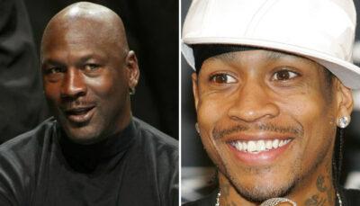 NBA – La phrase incendiaire de Michael Jordan à Allen Iverson
