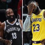 NBA – Les Lakers se prennent une claque par rapport à Brooklyn !
