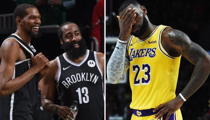 NBA Les Nets détruisent LA dans les pronos pour le titre