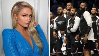 NBA – Une superstar photographiée avec Paris Hilton !