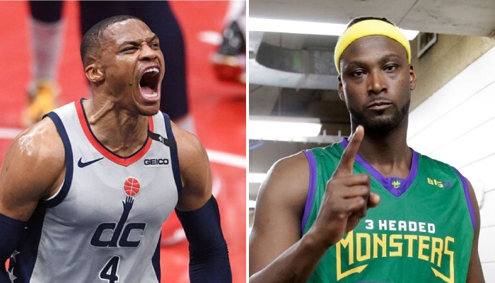 Kwame Brown a attaqué Russell Westbrook et sa jupe