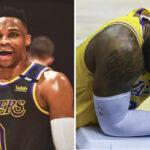 NBA – La giga-punchline de LeBron sur son fit avec Russell Westbrook