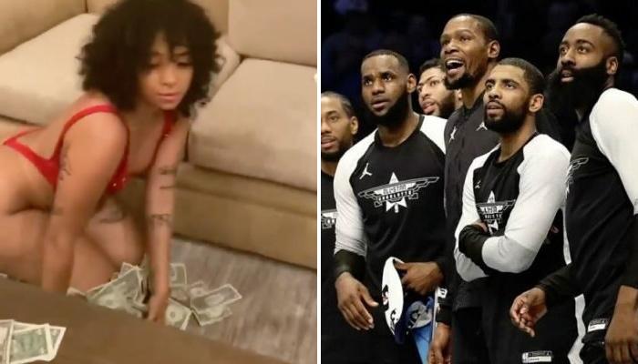 Les joueurs NBA se sont offerts une folle soirée de débauche