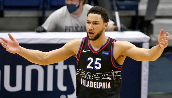 Ben Simmons encore moqué après une vidéo virale ! NBA