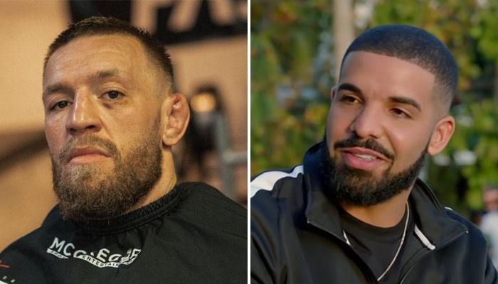 Conor McGregor ivre mort à la soirée de Drake ?