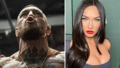UFC – Après son embrouille, McGregor en remet une couche sur Megan Fox et Machine Gun Kelly !